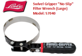 "LISLE 57040 SWIVEL GRIPPER ""NO-SLIP"" FILTER WRENCH (LARGE)"