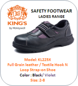 KINGS SAFETY SHOE KL225X