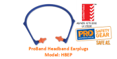 PROCHOICE HBEP PROBAND HEADBAND EARPLUGS