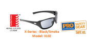 PROCHOICE 3102 X-SERIES - BLACK/SMOKE