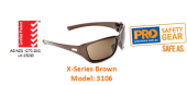 PROCHOICE 3106 X-SERIES BROWN