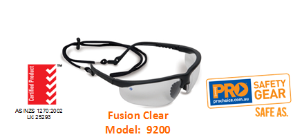 PROCHOICE 9200 FUSION CLEAR