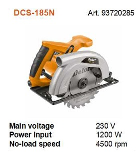 DEFORT DCS-185N