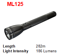 MAGLITE ML125 LED FLASHLIGHT