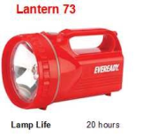 EVEREADY LANTERN 73 (4XD)