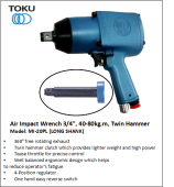 MI-20PL IMPACT WRENCH