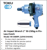 MI-3800PL IMPACT WRENCH