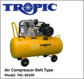 TAC-30100 AIR COMPRESSOR - BELT TYPE