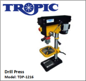 TDP-1216 DRILL PRESS