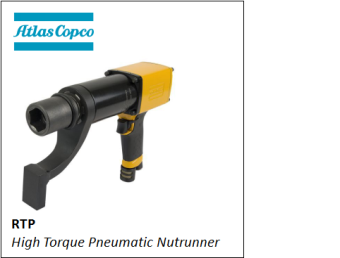 RTP PNEUMATIC NUTRUNNER OVERVIEW
