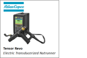 TENSOR REVO ELECTRIC TRANSDUCERIZED NUTRUNNER