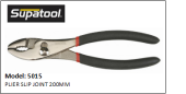 SUPATOOL 5015 PLIER SLIP JOINT 200MM