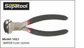 SUPATOOL 5012 NIPPER PLIER 150MM