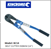 "KINCROME BC14 BOLT CUTTER 350MM (14"")"