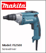 MAKITA FS2500 Screwdriver