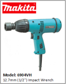 MAKITA 6904VH 12.7mm (1/2'') Impact Wrench