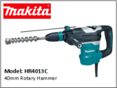 MAKITA HR4013C 40mm Rotary Hammer