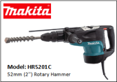 MAKITA HR5201C 52mm (2'') Rotary Hammer