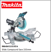 MAKITA LS1016 Slide Compound Saw 255mm