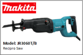 MAKITA JR3060T/B Recipro Saw