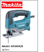 MAKITA JV0600K/B Jig Saw