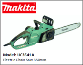 MAKITA UC3541A Electric Chain Saw 350mm