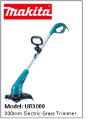 MAKITA UR3000 300mm Electric Grass Trimmer
