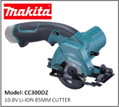 MAKITA CC300DZ 10.8V LI-ION 85MM CUTTER