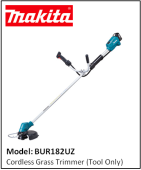 MAKITA BUR182UZ Cordless Grass Trimmer (Tool Only)
