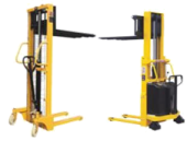 1 Ton Manual Hydraulic Stackers