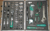 Combination Tool Set 48Pcs