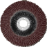 HD FLAP GRINDING WHEEL RED