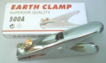 500AMP EARTH CLAMP