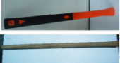 CHANGKOL WOODEN HANDLE