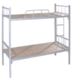 SANKI DOUBLE SACKED METAL BED