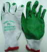 HD PLAM RUBBER COTTON GLOVE