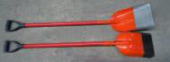 SHOVEL C/W METAL STEEL HANDLE