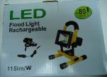 20W RECHARGEABLE FLOOD LIGHT (MAGNETIC)