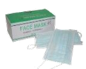 "3 PLY FACE MASK ""LOOSE BOX"""