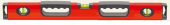 SPIRIT LEVEL WITH HANDLE AND MAGNETIC 60CM