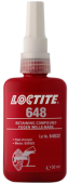 LOCTITE 648 RETAINING COMPOUND (50ML)