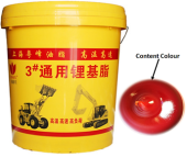 RED LITHIUM MP3 MULTIPURPOSE GREASE 15KG