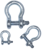 SANKI BOW SHACKLE 25 TON