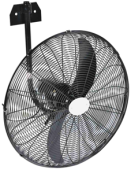WALL FAN C/W CLOSED FAN GUARD 26""