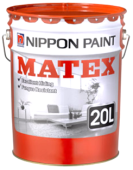 NIPPON PAINT MATEX OFF WHITE (08B15) - 20L