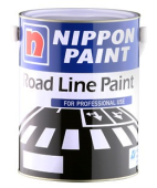 NIPPON ROAD LINE PAINT 5L - RED