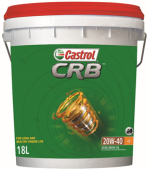 CASTROL ENGINE OIL CRB 20W40 (18L)